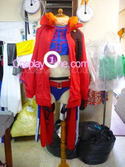Jo from Burst Angel Cosplay Costume front prog2