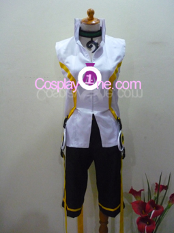 Kagamine Len from Vocaloid Cosplay Costume front