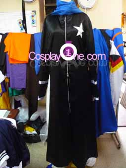 Kaito from Black Rock Shooter Cosplay Costume front prog2