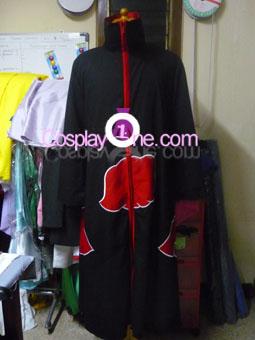 Kakuzu from Naruto Cosplay Costume front prog
