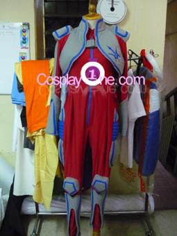 Kallen from Code Geass Cosplay Costume front prog