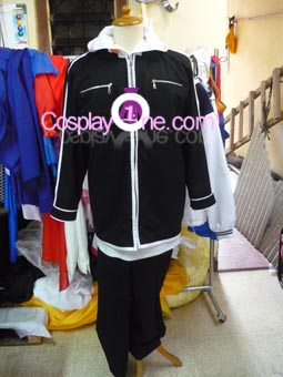 Kazuma Mikura from Air Gear Cosplay Costume front prog