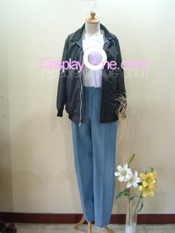 Kiba from Wolf's Rain Cosplay Costume front