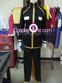 Kozato Enma from Katekyo Hitman Reborn Cosplay Costume front prog3