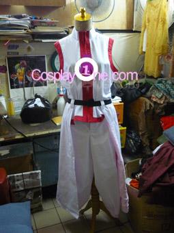 Kyubey from Puella Magi Madoka Magica Cosplay Costume front prg2