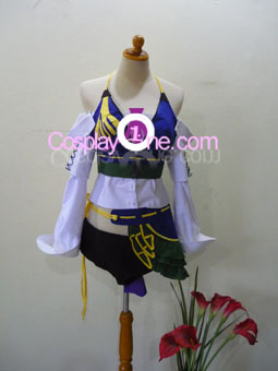 Lebreau from Final Fantasy XIII Cosplay Costume front