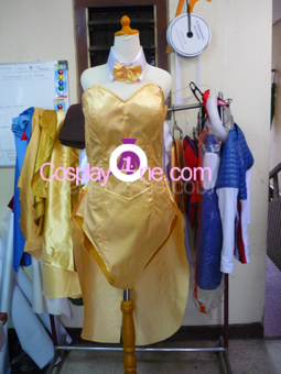 Lois Lane Bunny from Smallville Cosplay Costume front prog2