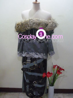 Lulu from Final Fantasy X Cosplay Costume Shop front