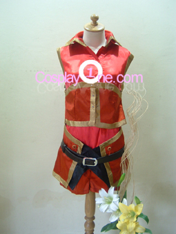 Mandy Cosplay Costume front