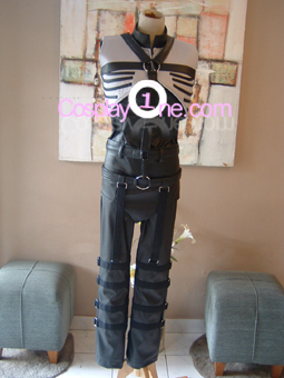 Psycho Mantis from The Metal Gear Cosplay Costume front