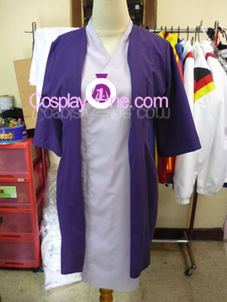 Maya Fey from The Ace Attorney Game Cosplay Costume front prog