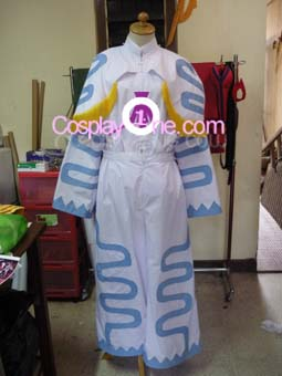 Mistral from Hack Cosplay Costume front prog