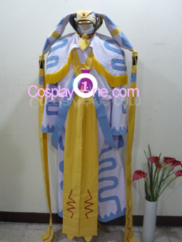 Mistral from Hack Cosplay Costume front