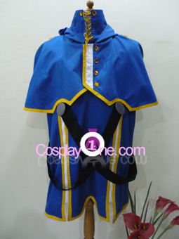 Noel Vermillion from BlazBlue Cosplay Costume front R2