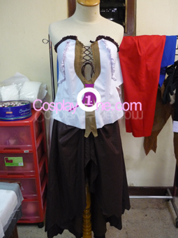 Nomad Hungary Cosplay Costume front prog