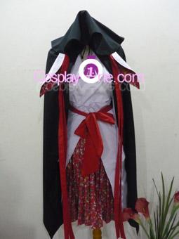 Ookami Kakushi from Anime Cosplay Costume front