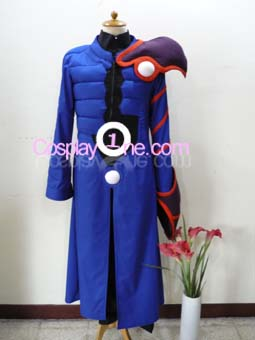 Wes from Pokemon Cosplay Costume front
