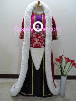 Queen Brahne Raza Alexandros XVI from Final Fantasy IX front