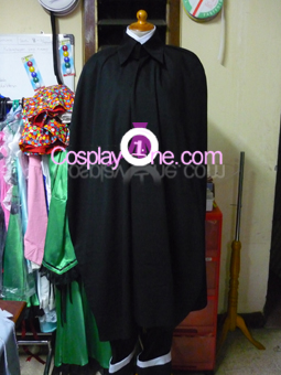 Raidou Kuzunoha XIV from Devil Summoner Cosplay Costume front prog