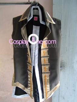 Raphael Sorel from Soul Calibur Cosplay Costume front prog