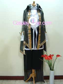 Raphael Sorel from Soul Calibur Cosplay Costume front