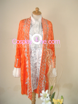 Rastaban Cosplay Costume front