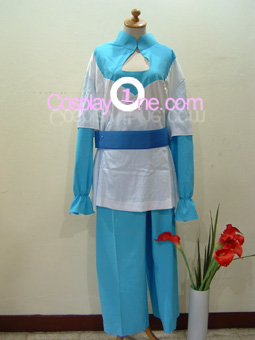 Regene Regetta from Mobile Suit Gundam Cosplay Costume front