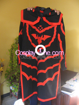 Robe from Anime Cosplay Costume front prog 5