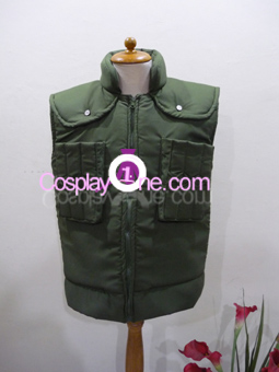 Naruto Vest from Naruto Cosplay Costume front