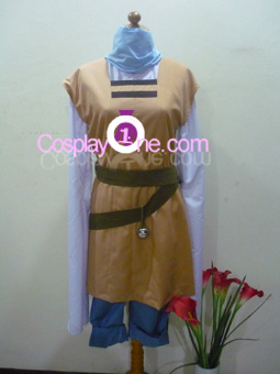 Ryua from Anime Cosplay Costume front