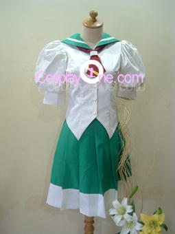 Takatsuki Shiori from Anime Cosplay Costume front