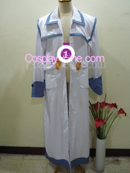 Soma Cruz from Castlevania Games Cosplay Costume front