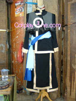 Soren from Fire Emblem Cosplay Costume front prog