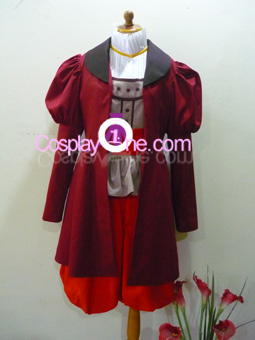Spain from Hetalia Cosplay Costume front