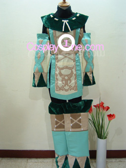 Summoner Artifact Armour from Final Fantasy XI Cosplay Costume front