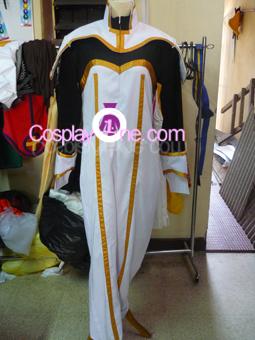 Suzaku Kururugi from Code Geass Cosplay Costume front prog