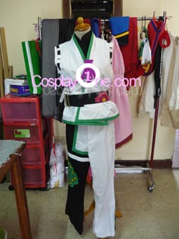 Syaoran Will Cosplay Costume front R prog