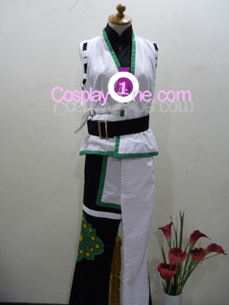 Syaoran Will Cosplay Costume front