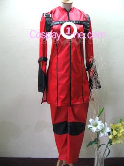 Kenichi Cosplay Costume front