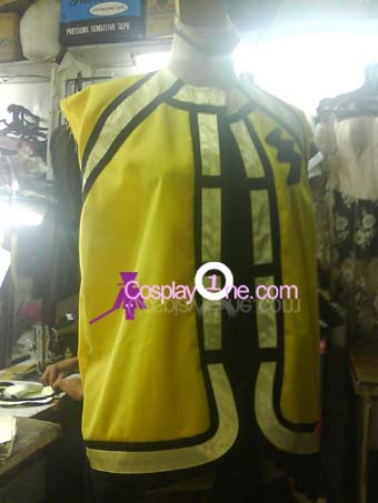 Lily Chilman from Power Rangers Cosplay Costume front prog