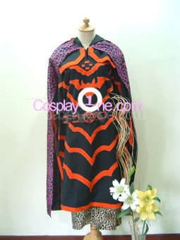 Robe from Anime Cosplay Costume front