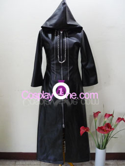 Axel from Kingdom Hearts Cosplay Costume front
