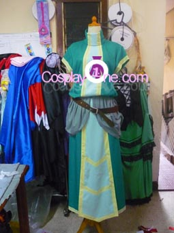 BT from Anime Cosplay Costume front prog2