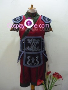 Monk Relic from Final Fantasy XI Cosplay Costume front