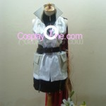 Claire Farron from Final Fantasy XIII Cosplay Costume front