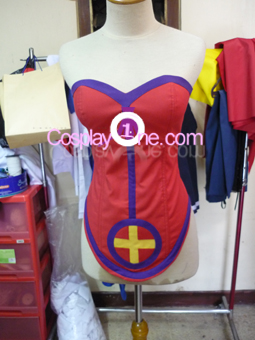 Flonne from Disgaea Cosplay Costume front R prog