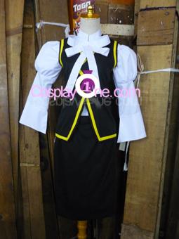 Franziska von Karma from Ace Attorney Cosplay Costume front prog