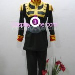 Garma Zabi from Mobile Suit Gundam Cosplay Costume front
