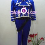 Gauche Suede from Tegami Bachi Cosplay Costume front