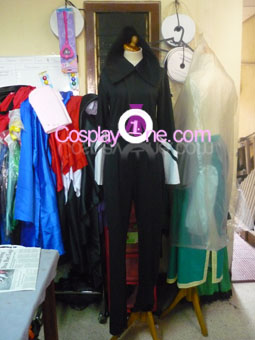 Ghost Widow from City of Heroes Cosplay Costume front prog
